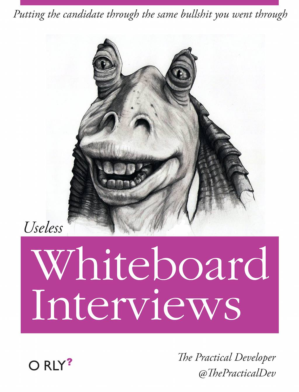 developer shortage or time to rethink the technical interview o rly whiteboard interviews