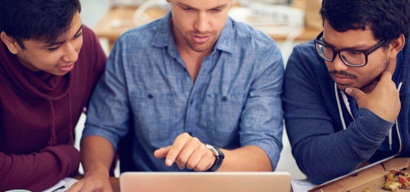 Agile organizations emphasize testing and QA