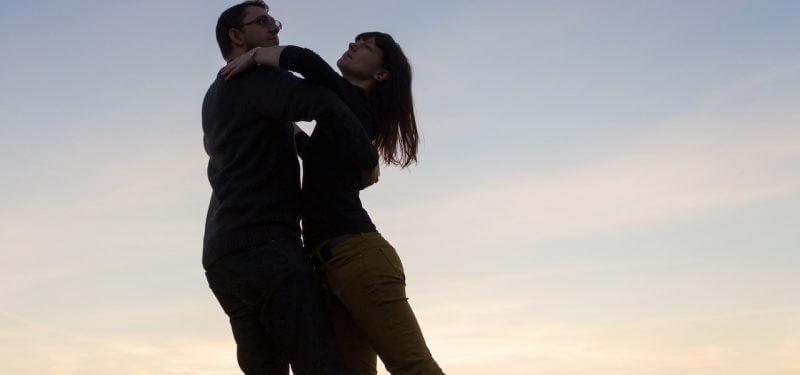 Sunset tango