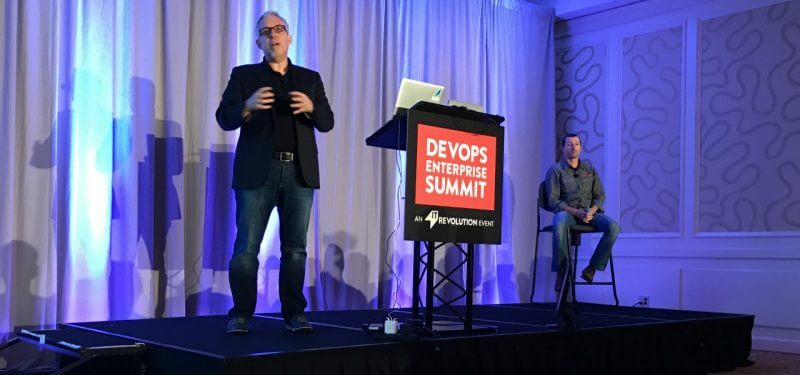 Claude Remillard of Microsoft Azure and Andy Glover of Netflix discuss orchestration tools and their partnership.