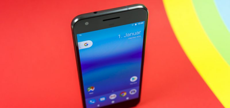 Android Pixel phone