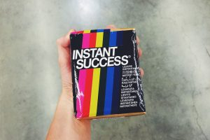 Box of instant success