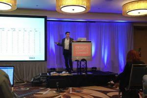 Dr. Charles Betz discusses DevOps in higher education at DevOps Enterprise Summit 2016.