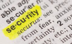 Security in the dictionary