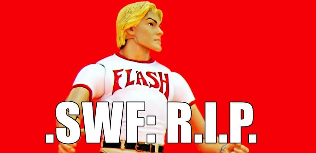 Adobe to kill Flash (in 3½ years): It's 2015 all over again