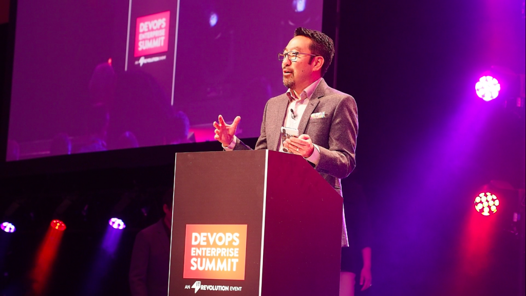 DevOps Enterprise Summit London: Make DevOps a competitive