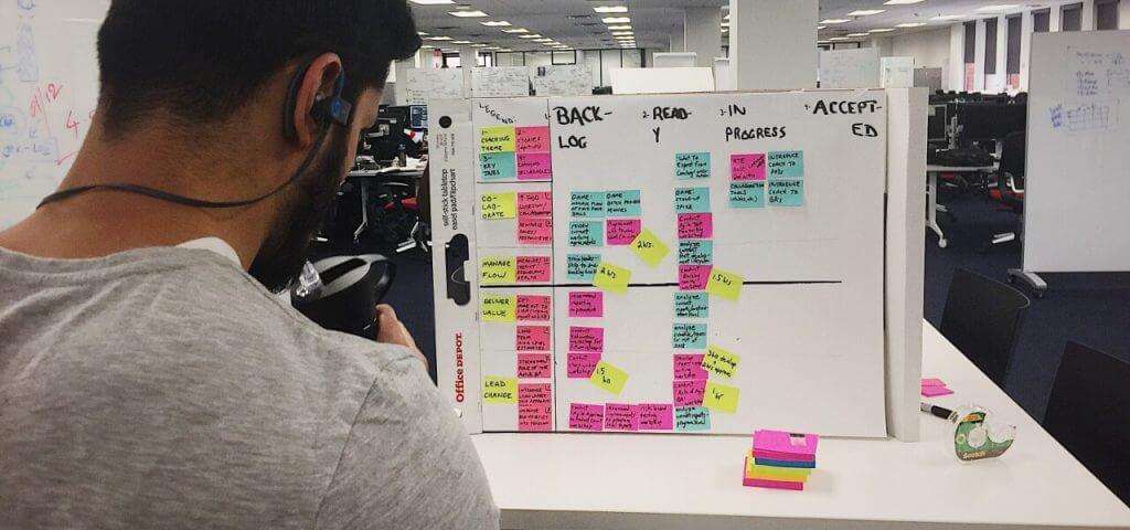 Key factors for major agile transformation success